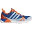 adidas Terrex Agravic Shoes Men Blue Beauty/Grey One/Orange